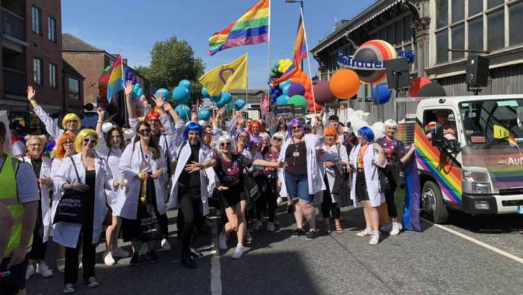 Our LGBT+ Network reflect on this year's LGBT+ history Month